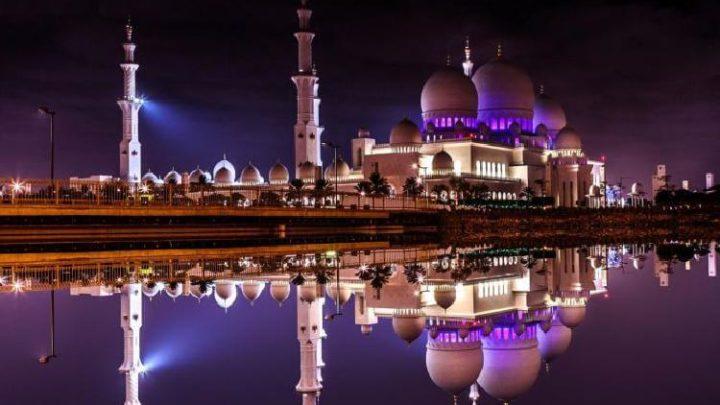 Белое чудо Востока: Мечеть, на строительство которой потратили более 600 миллионов евро