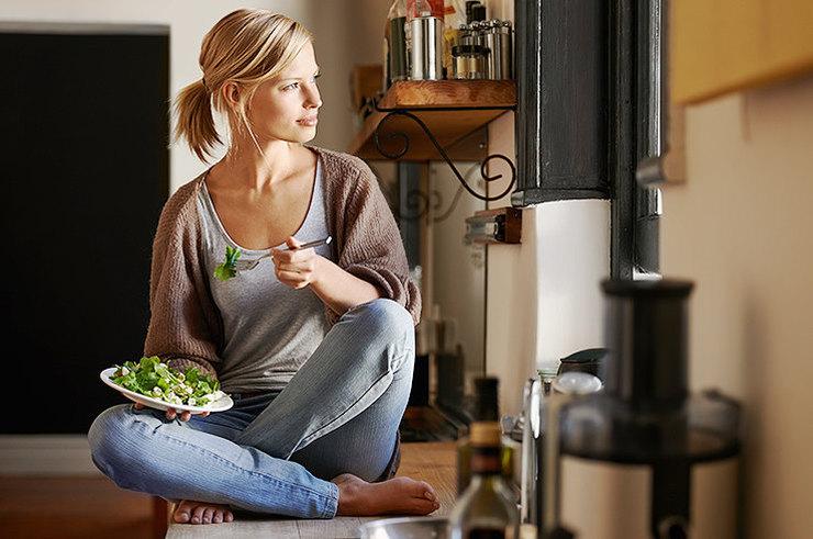 30 привычек стройных женщин.