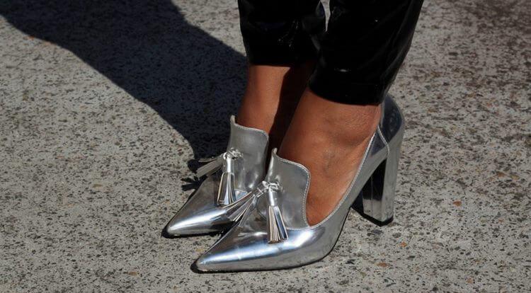 30+ модных женских туфель нового сезона: фото трендов