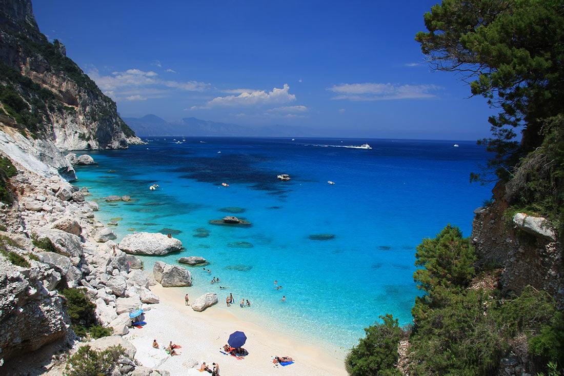 нее лучшие пляжи италии фото собраться музею помогают