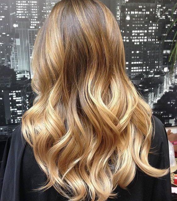 Модное окрашивание на длинные, средние и короткие волосы