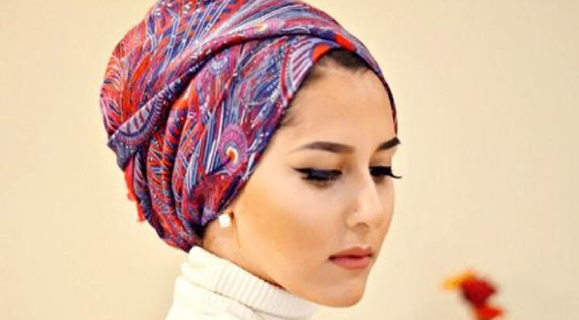 Инструкция как элегантно и умело завязать палантин, шарф, платок