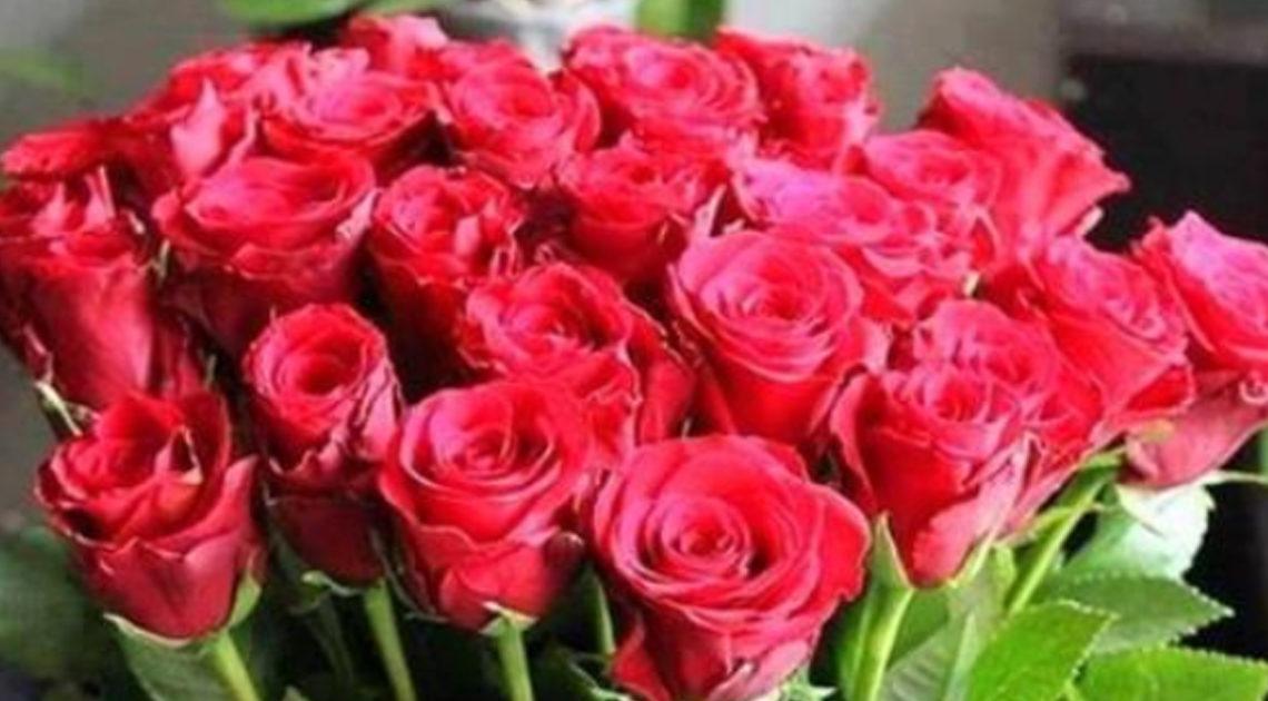 Стихотворение «Дарите женщинам цветы»