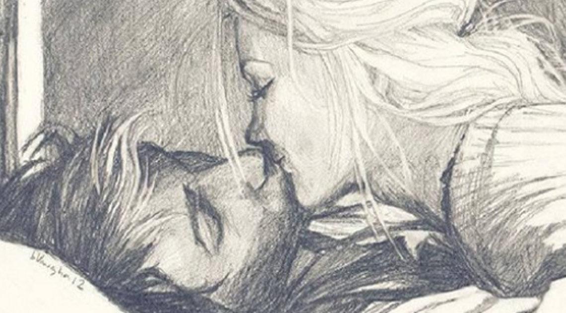 «Он покупал ей теплые носки, а утром приносил ей чашку чая» Стих.