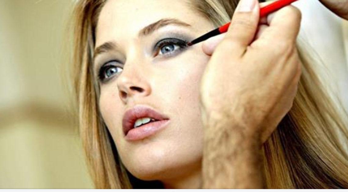 О том, как сделать правильный макияж для нависшего века