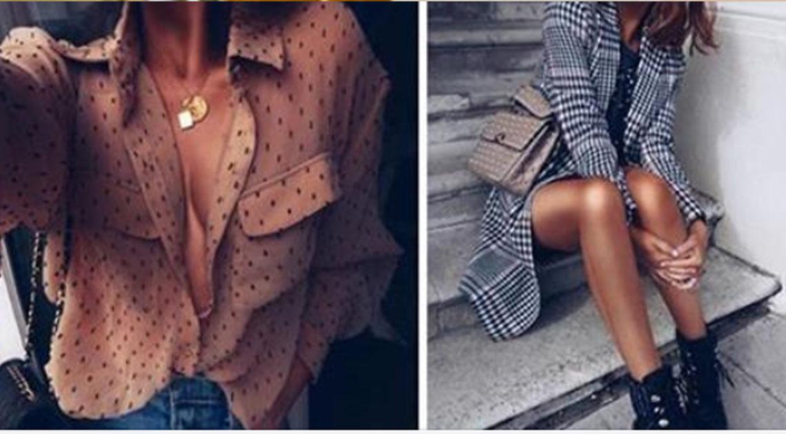 5 стильных вещей, которые этой осенью должны пополнить ваш гардероб