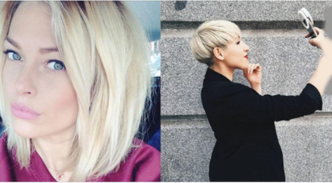 15 идей стрижек на волосы средней длины