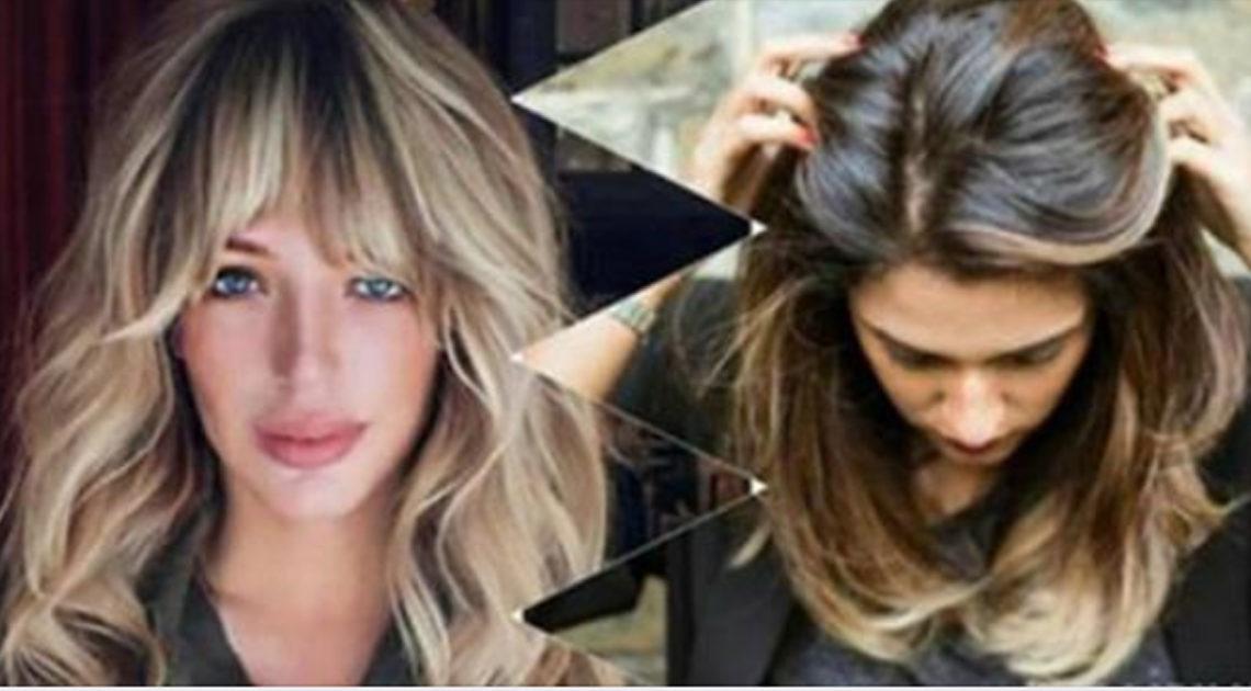 6 примеров в окрашивании волос актуальных и на сегодня