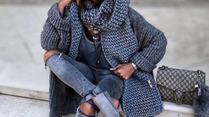 Мода на осень, модная осенняя одежда, осенние тренды