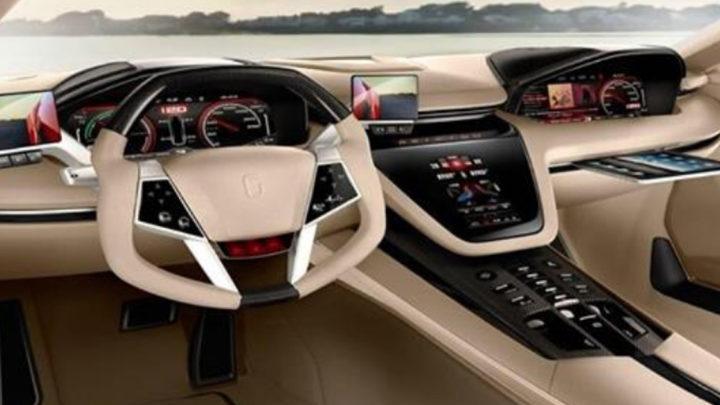 Самые дорогостоящие, крутые и умные автомобили 2017 года