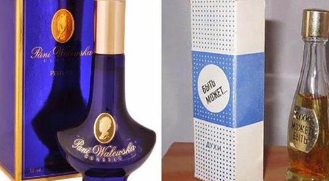 О том, какой была советская косметика и парфюмерия