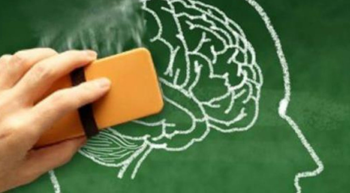 Очищение мозга от ненужных мыслей