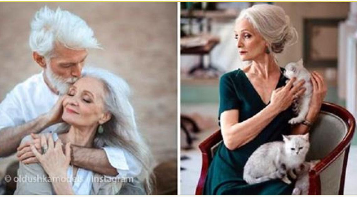 Российское модельное агентство нанимает моделей старше 45 лет, и они восхитительны