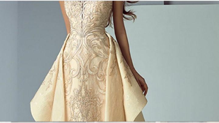 Невероятная женственность: 31 вечернее платье от saiid kobeisy