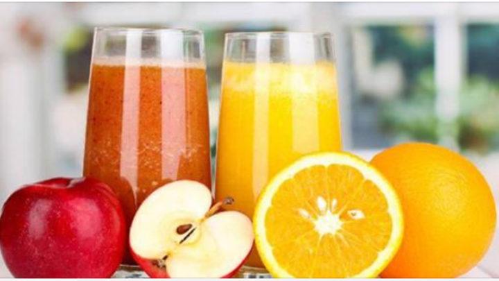 Самые полезные сочетания фруктов и овощей для фреша
