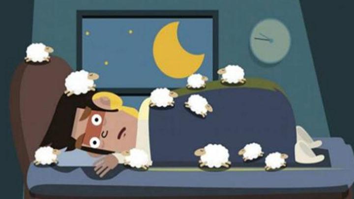 Совет: как научиться засыпать за 3 минуты