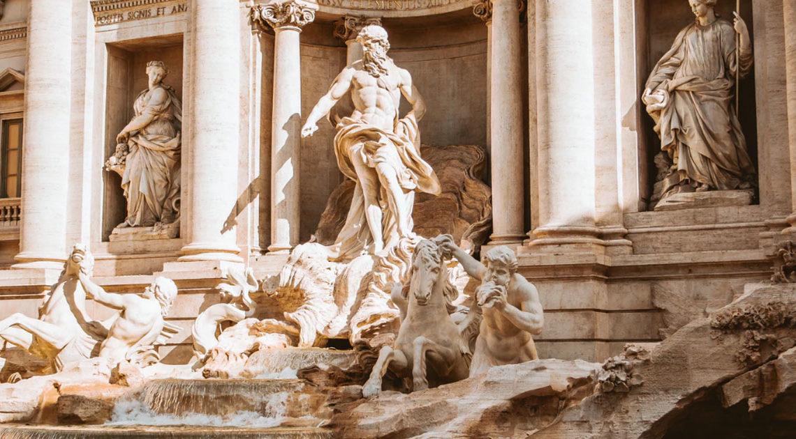 Фонтан Треви в Риме: 8 маленьких секретов знаменитой достопримечательности