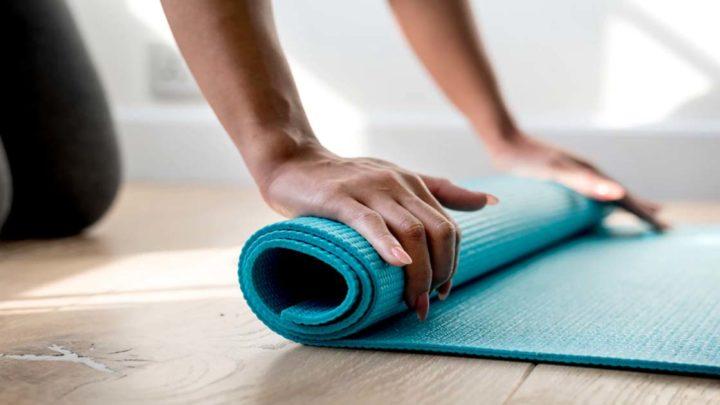Уменьшаем живот с помощью дыхательной гимнастики