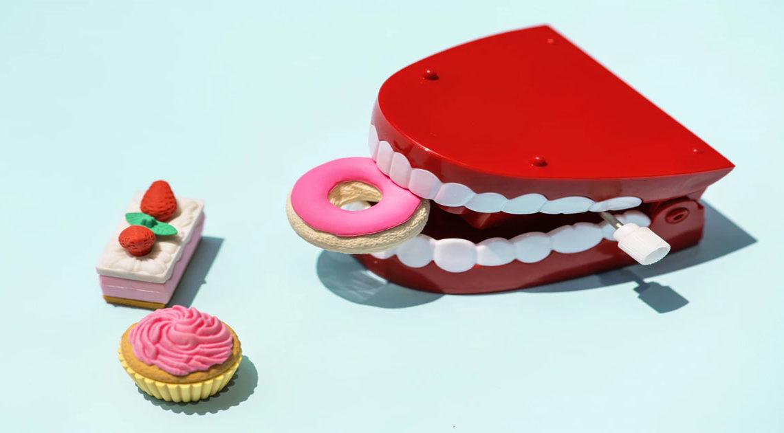 О том, как защитить зубы от холода