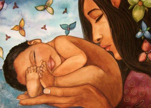 Дети — это карма родителей. Глубокая статья писателя-эзотерика Дениса Захарова