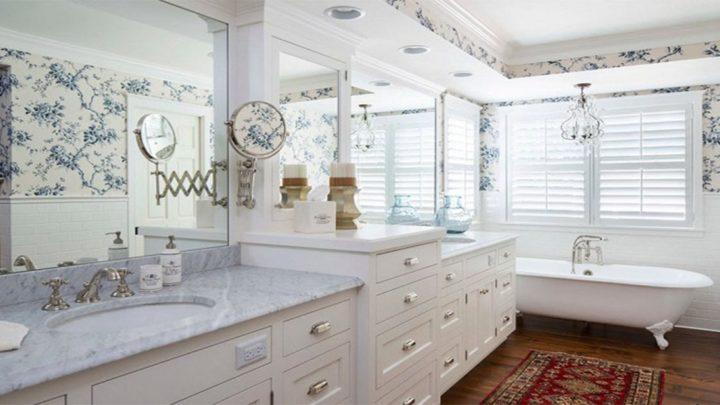 21 самый дешевый способ сделать вашу ванную комнату ″дорогой″ и роскошной