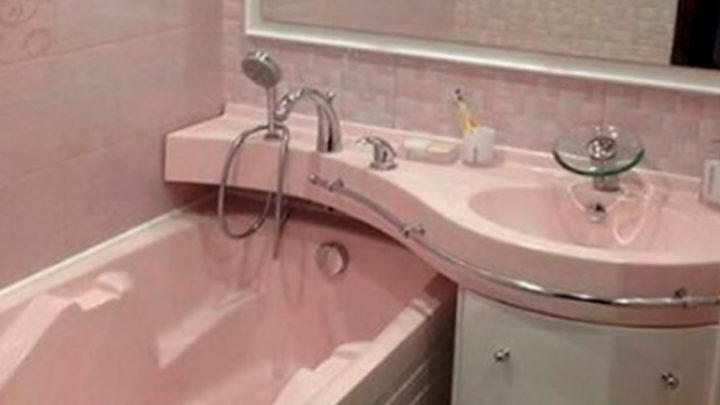15 решений: грамотно обустроить маленькую ванную